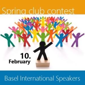 Contest Spring 2016